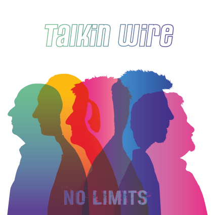 No Limits - Talkin Wire - Cover